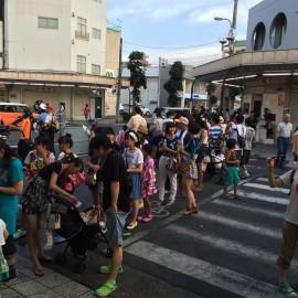 桐生祭り2014出店